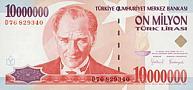Tue-10000000-Lirasi-V-1999